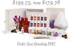 Young living starter kit - sale till oct 19