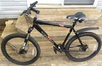 "KONA HOSS CLYDESDALE MOUNTAIN BIKE 22"" XL FRAME"