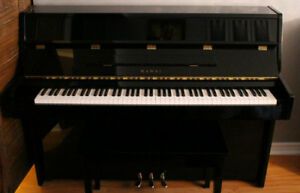 Kawai CE 7 Vertical Piano, Made in Japan.