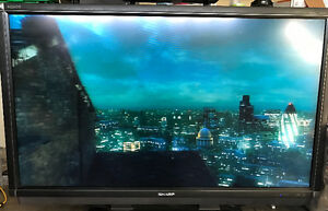 "Aquos Sharp 65"" 1080p TV - Amazing Condition!"