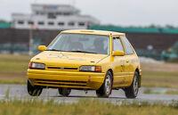 94 Mazda 323 CARS logbooked rally/race car
