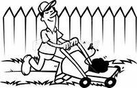 I Mow Lawns