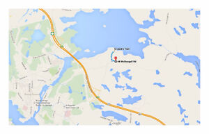 EXCELLENT 1.14 ACRES RESIDENTIAL DEVELOPMENT LOT IN PARRY SOUND