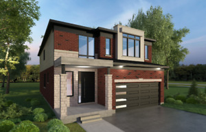 CUSTOM HOMES RELEASED IN HURON WOODS KITCHENER