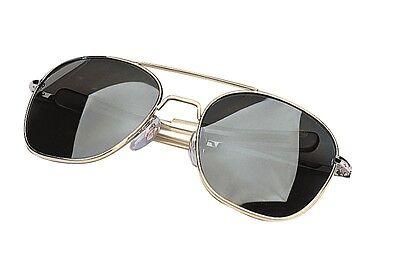 Rothco 10804 Military 58mm Pilots Aviator Sunglasses