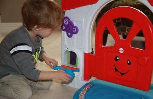 Interactive play house