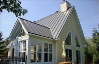 Metal and Steel Roofing - Trust our BBB+ Accredited Company