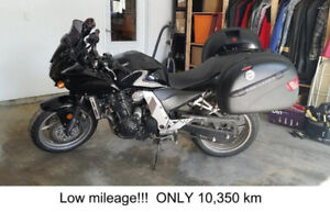 Kawasaki Z750S -  Low mileage, excellent condition, many extras!