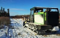 Mulching Services - Farm, Acreage, Tree Removal
