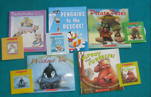 Reading Books with CD assorted Primary