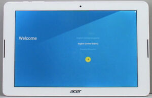 """Acer Iconia One 10 - 10.1"""" Tablet"""