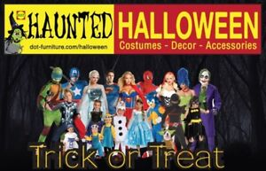 Halloween costumes for cheap in Oakville