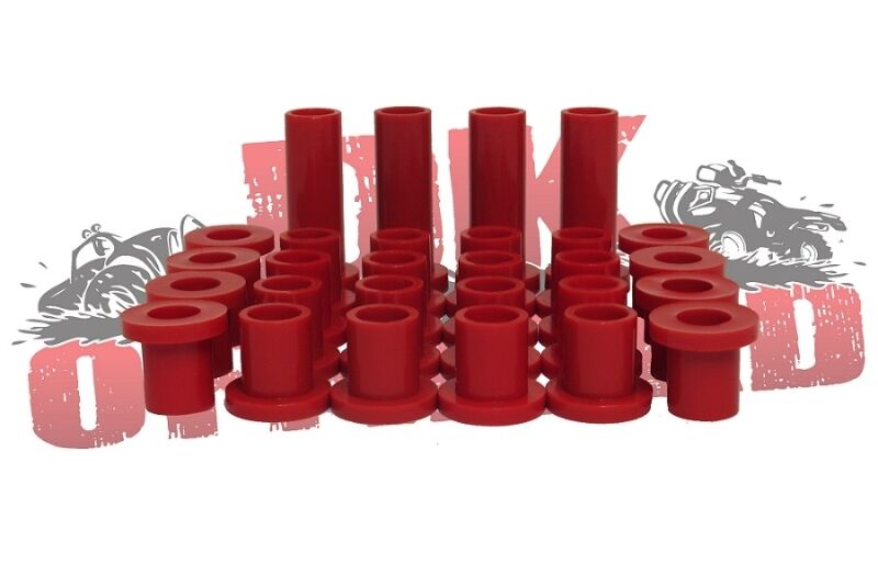 Polyurethane Suspension Bushings >> Dk Offroad Polaris Polyurethane Suspension Bushings Atv Parts
