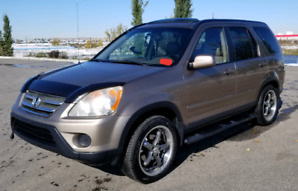 2003 EXL Honda CRV fully loaded / excellent condition