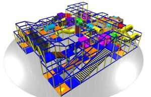 AUCTION DEPOT LIVE SEPT 27 6:30 PLAYGROUND softplay tubes