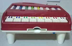 Vintage Fisher Price Piano