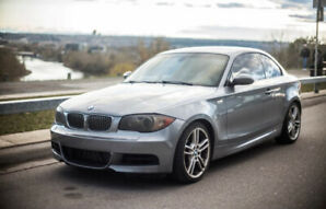 2009 BMW 1-Series 135i Coupe M Sport Extra Winters