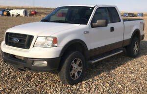2004 Ford F-150 FX4 Extended Cab