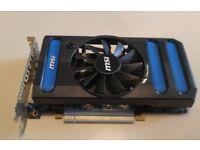 MSI 7850 2GB OC EDITION GPU