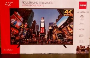 BRAND NEW 4K  ULTRA HD TV For Sale