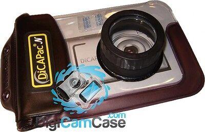 DiCAPac WP-One Universal Foto Schutztasche für z.B. CANON 115IS, Sony W550 W380