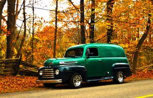 1948 Ford Panel Van