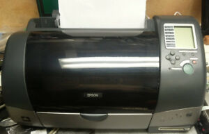 Inkjet printer EPSON Stylus Photo 825