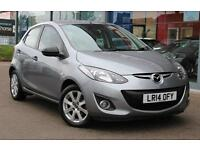2014 MAZDA 2 1.3 SE GBP30 TAX, ALLOYS and AIR CON