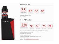 SMOK H-PRIV 220W RX200 RX200S