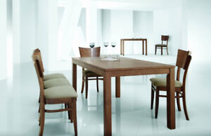 Modern Solid Wood Dining Chairs And Tables On 50 Clearance