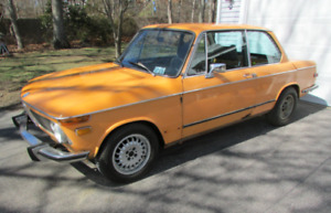 Wanted:BMW 2002/2002TII Project