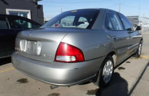 2002 Nissan Sentra. $450 Pick-up only. Need gone!