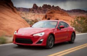 2013 SCION FRS - GOOD CONDITION WITH LOW KMS