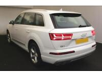 2016 WHITE AUDI Q7 3.0 TDI 272 QUATTRO SE DIESEL AUTO CAR FINANCE FROM 121 P/WK