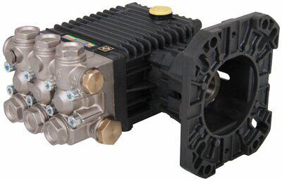 Interpump Ww962 High Pressure Pump Female Solid Shaft 250 Bar 3625psi 15 Lpm