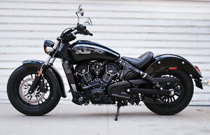 2016 Indian Scout Sixty motorcycle