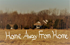 Home Away From Home Pet Care