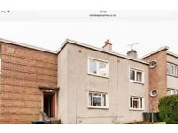 Large family sized flat in the Letham area