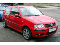 GREAT CAR FOR YOUR HELP! I OFFER THIS 2001 VW POLO6N2 FACELIFT FOR YOUR HELP!!