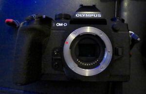 Olympus OMD EM1