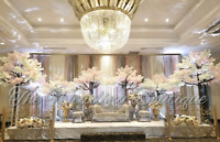 AFFORDABLE BANQUET HALL WEDDING BACKDROPS