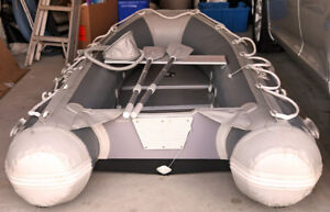 HEAVY DUTY INFLATABLE BOAT BY FREEDOM WATERCRAFT BRAND NEW!!!