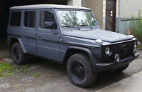 1984 Mercedes-Benz G-Class 280GE Long Wheel Base - Automatic