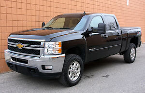 2012 Chevrolet Silverado 2500 HD LTZ Z71 4X4 *Full Load, Low KM!