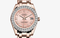 Rolex Datejust Pearlmaster 34 (Reference 81285) Watch |
