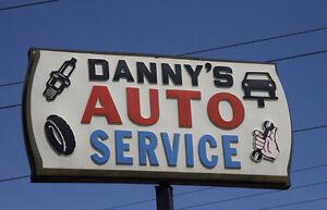 Danny's Auto Service oil change London Ontario image 1