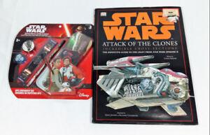 Star Wars Childrens Bundle, Stationary Items n Definitive Guide