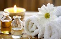 Massage therapeutic with Roxi