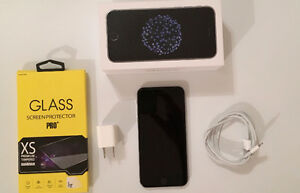 IPHONE 6 16GB EN TRES BON ETAT! BELL/VIRGIN SOUS GARANTIE