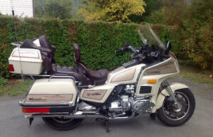 Collector 1986 Honda Goldwing GL1200 SEi fuel injected